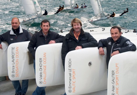 Catamaran One Design Entrepreneurs bretons