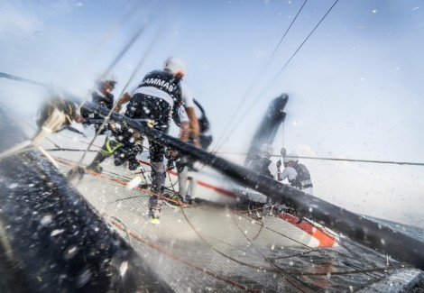 AC45 Groupama Team France LVACWS Toulon
