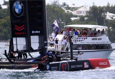 Spectator Boat LVACWS Toulon